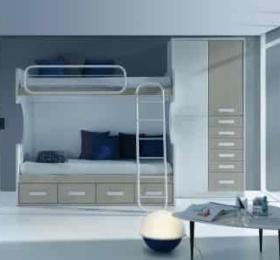 Кровать Двухъярусная «Danza»