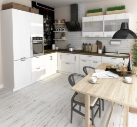 Кухня «Chalet rustic»