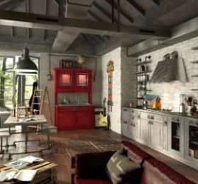 Кухня «Loft»