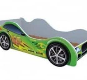 Кровать «Зеленая Молния»