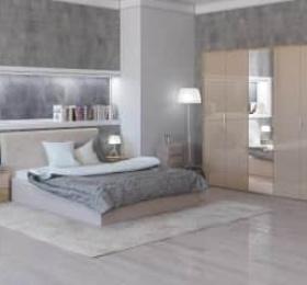 Спальня «Тоскано дуб» капучино