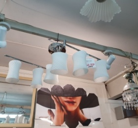 Светильник на 6 ламп