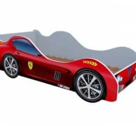 Кровать «Феррари Красная»