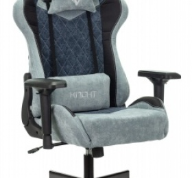 "Кресло для геймеров ""Zombie VIKING 7 KNIGHT Fabric"""