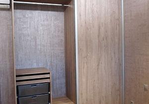 Шкафы-купе из новейших материалов