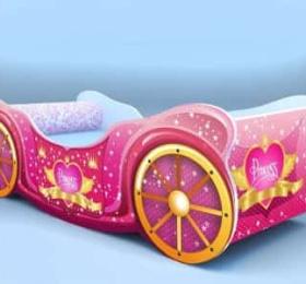 Кровать «Карета Принцесса»