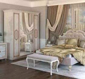 Спальня «Лара Бежевая»
